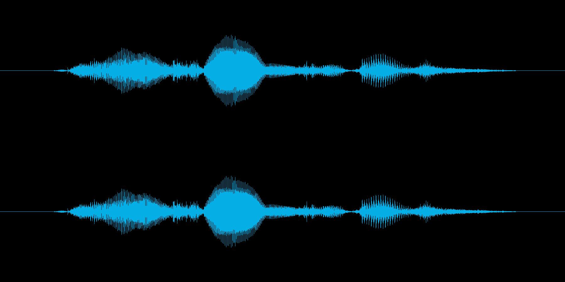 【時報・時間】13時ですの再生済みの波形