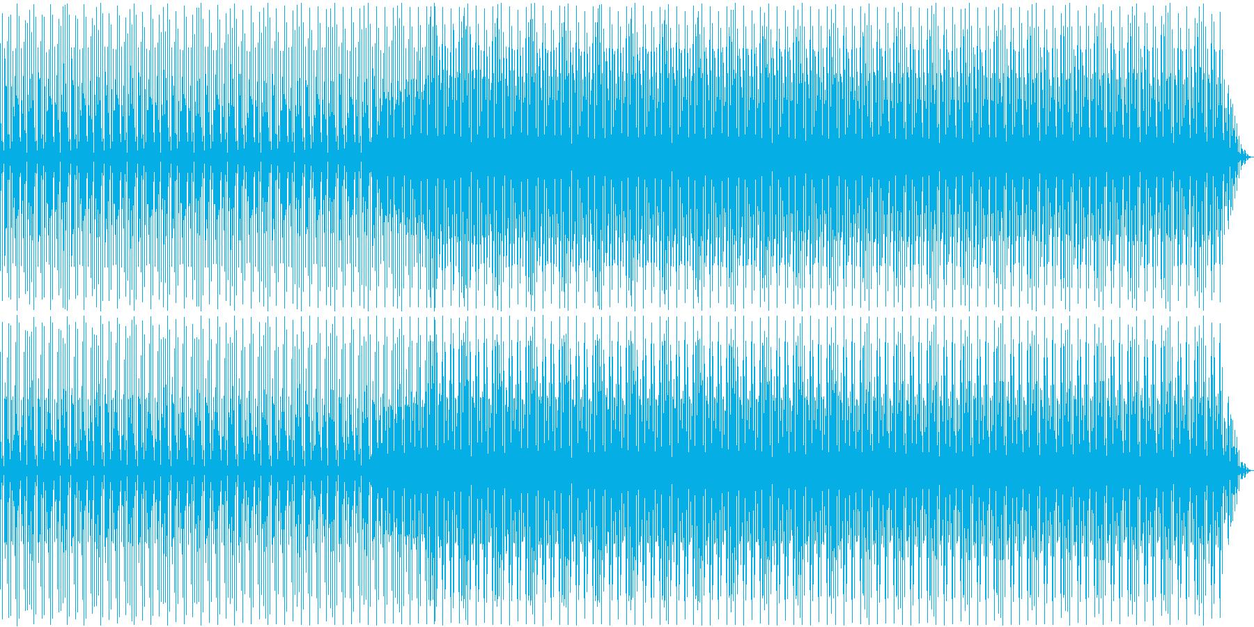 顔を自由に変えられる怪人のイメージの再生済みの波形