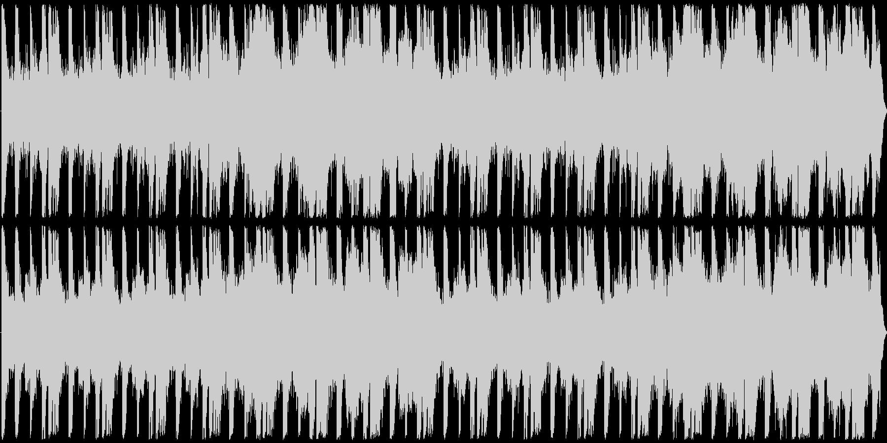 オープニングBGM_ドラマサントラ風の未再生の波形