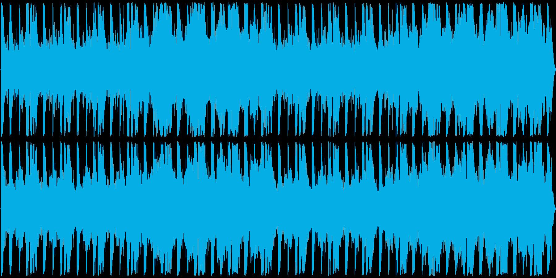 オープニングBGM_ドラマサントラ風の再生済みの波形