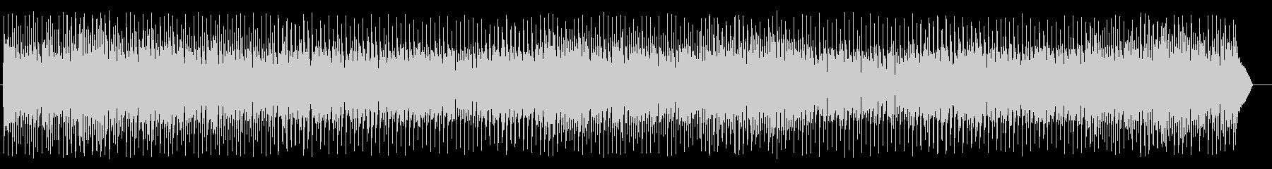 楽しげな和風のシンセ弦楽器サウンドの未再生の波形