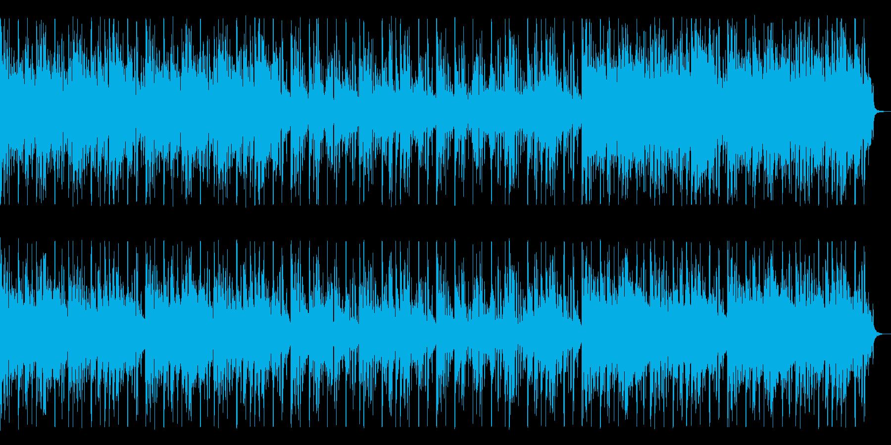 ノスタルジックなギター・インストの再生済みの波形
