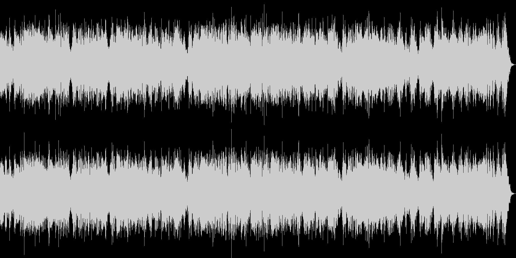 イージーリスニングなチェロ曲の未再生の波形
