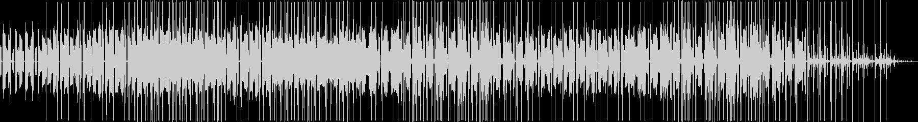 使用用途や曲のイメージを言語化できない用の未再生の波形