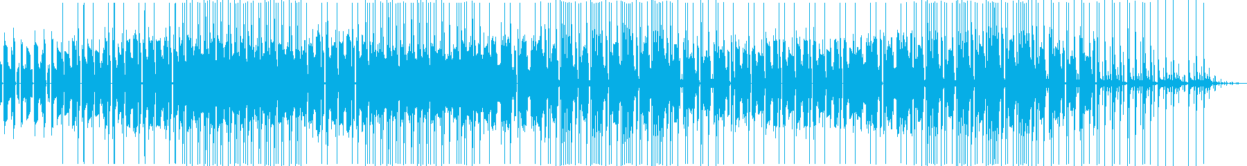 使用用途や曲のイメージを言語化できない用の再生済みの波形