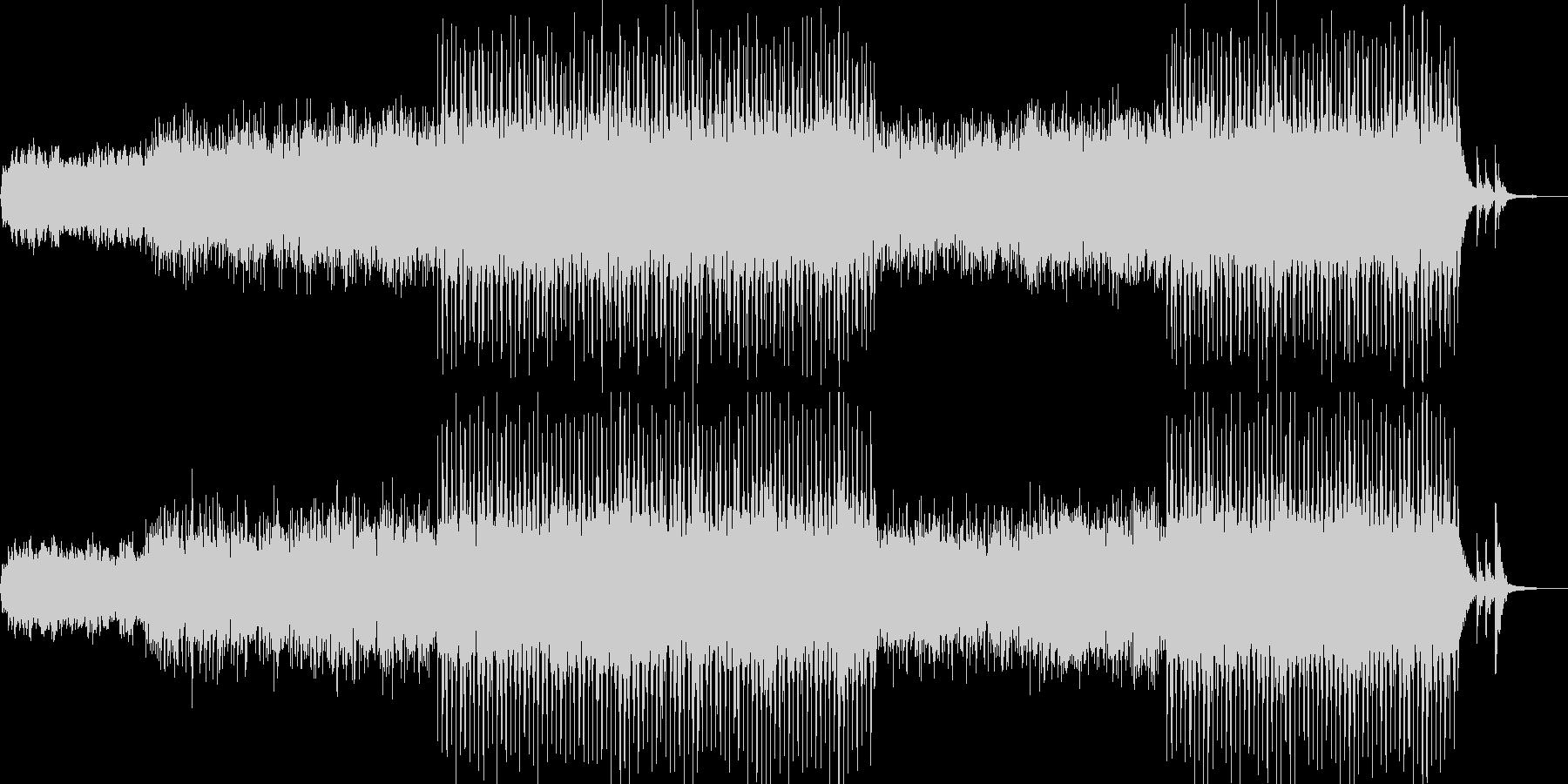 アンビエント環境音楽ヒーリング-10の未再生の波形