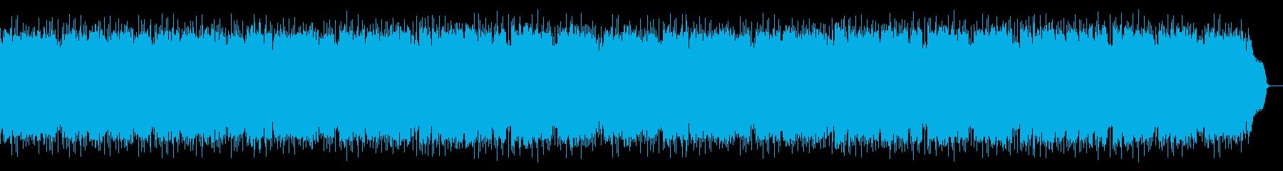 明るくウキウキするボサノバを奏でるSAXの再生済みの波形