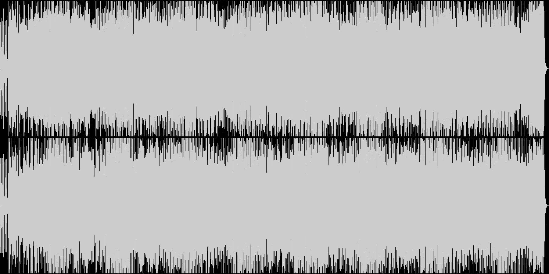 各種楽器のソロの軽快なブルーグラスの未再生の波形