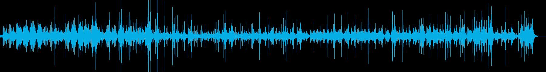 【オルゴール】アヴェマリア_アレンジの再生済みの波形