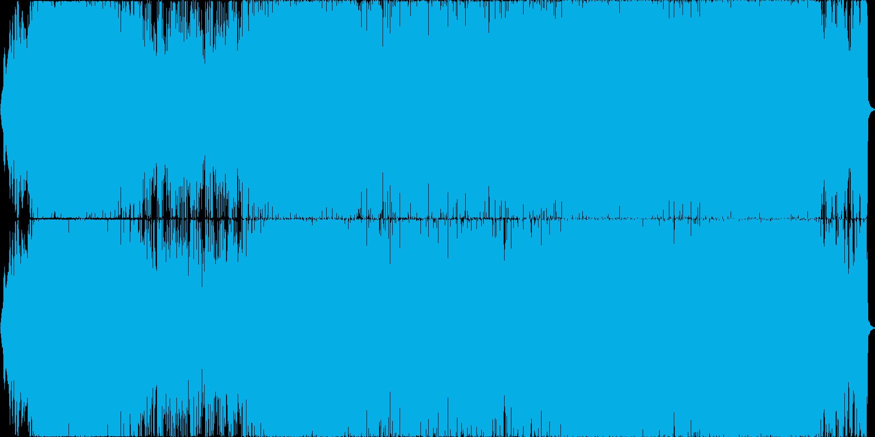 ダークビートです。の再生済みの波形