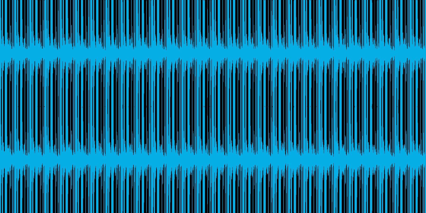 重みの再生済みの波形