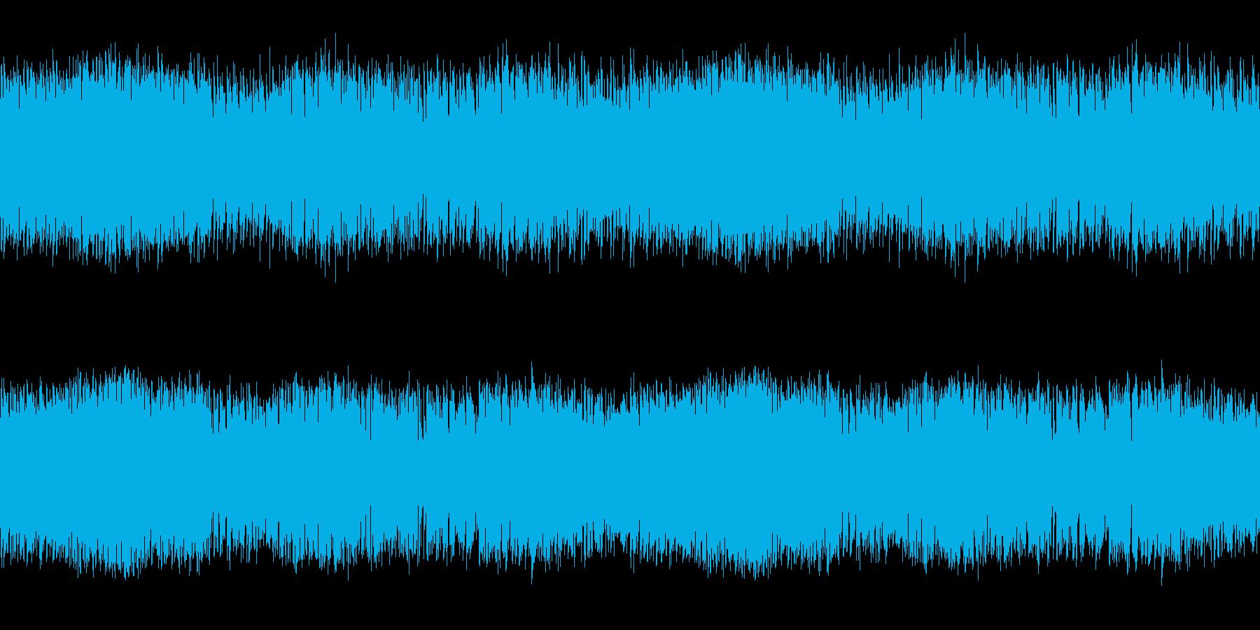 シューティングゲームなどにの再生済みの波形