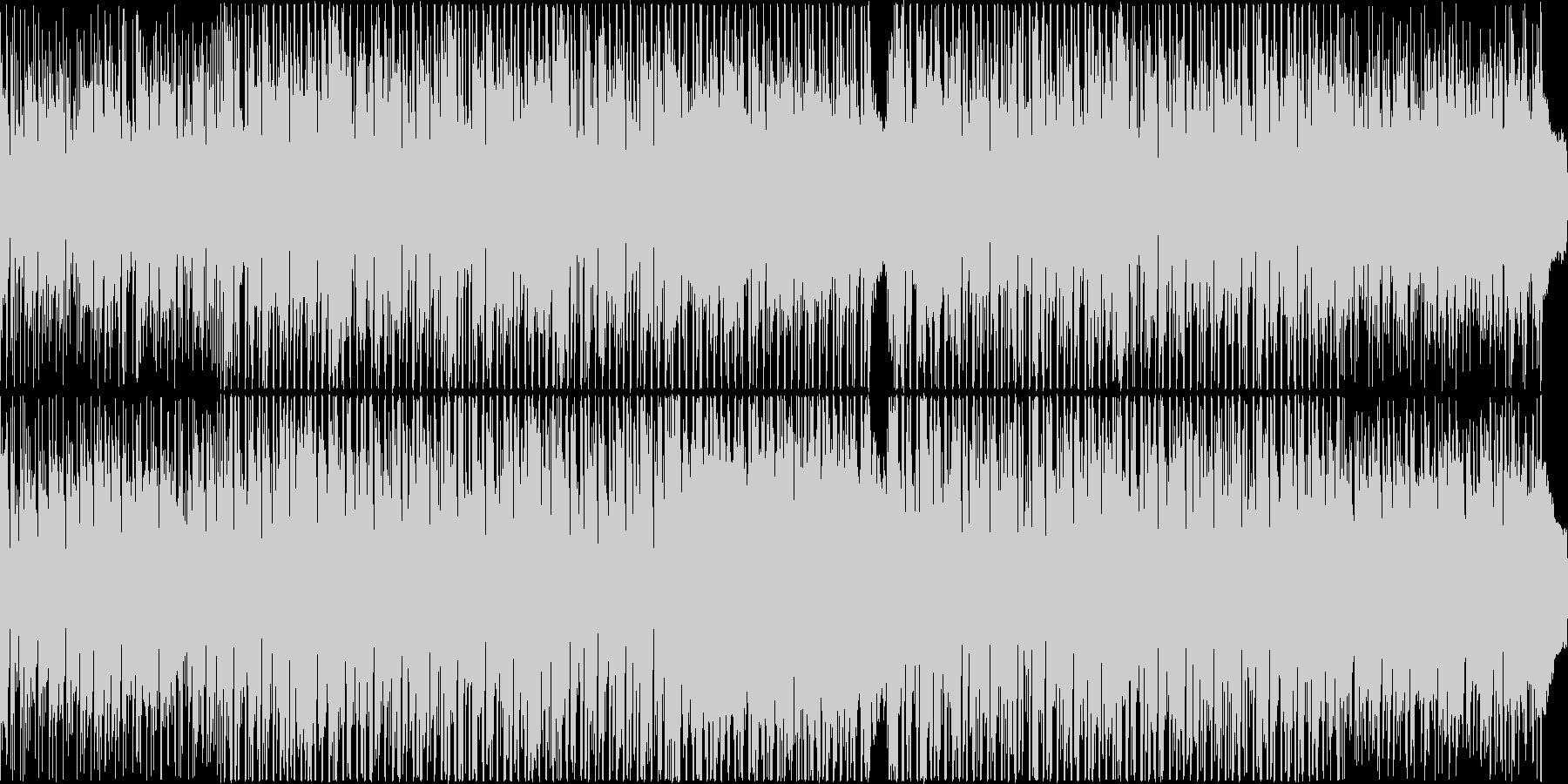 ノリの良い天気予報・ニュース ループ可の未再生の波形
