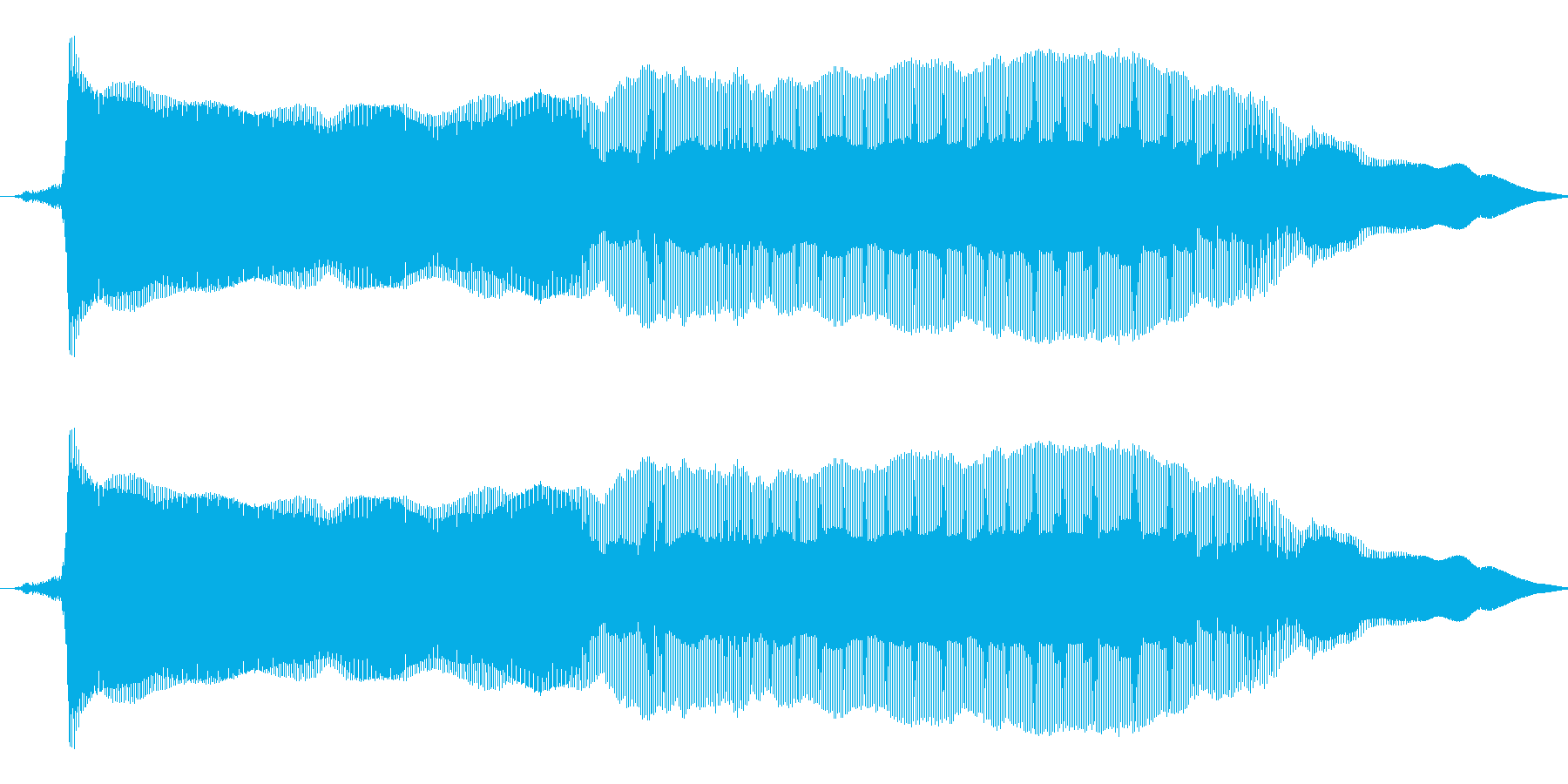 こぶし04(B)の再生済みの波形