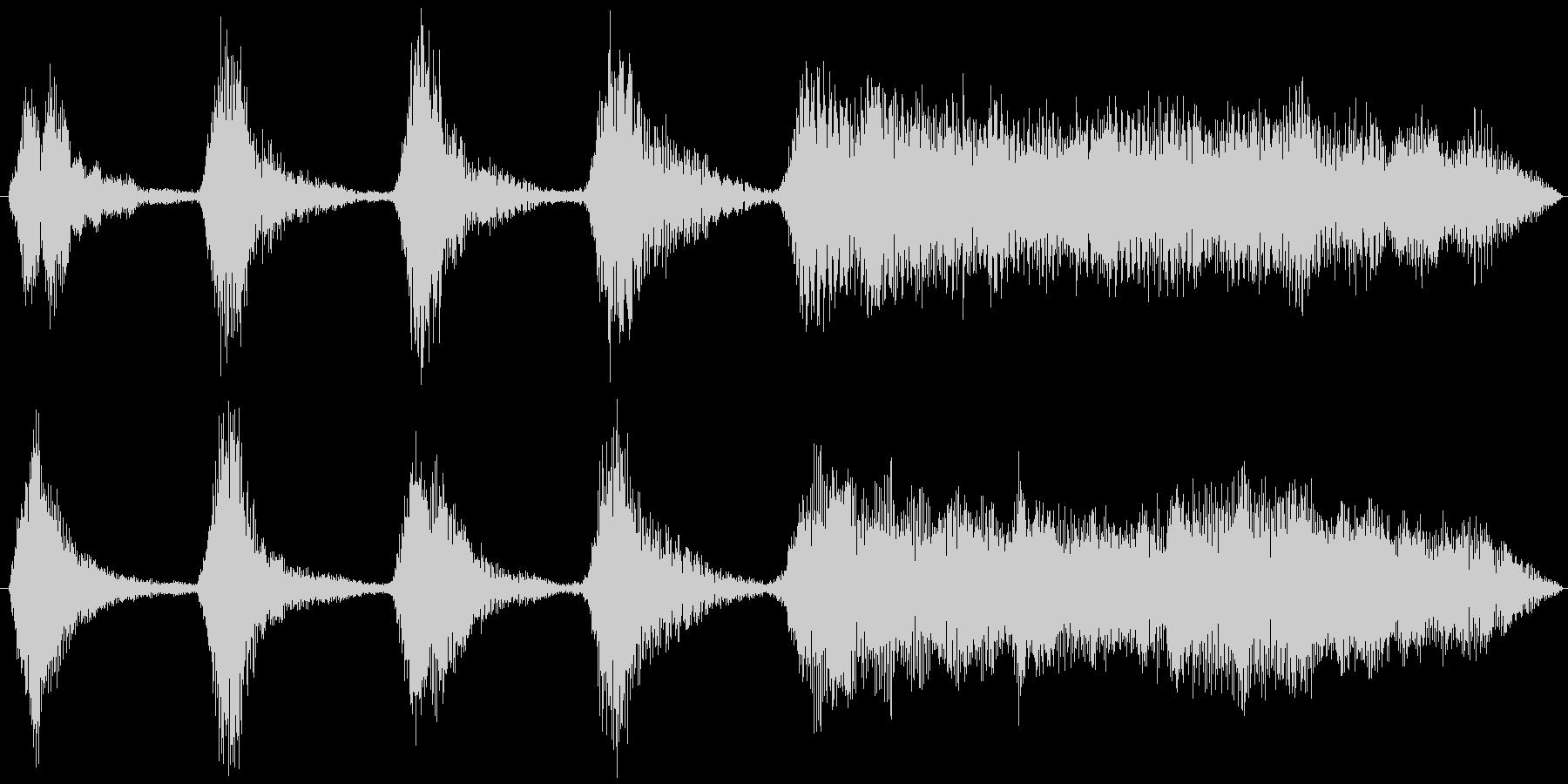【アイキャッチヴァイオリン/Em】の未再生の波形