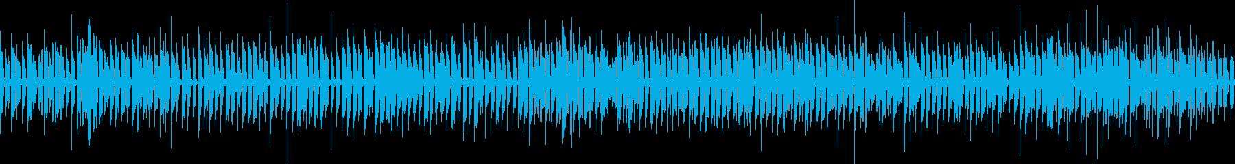 レトロな冒険 (ループ仕様)の再生済みの波形