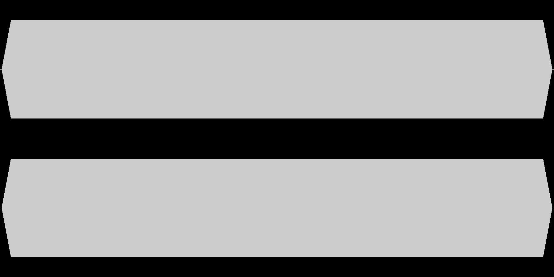 モスキート音 21.5kHzの未再生の波形