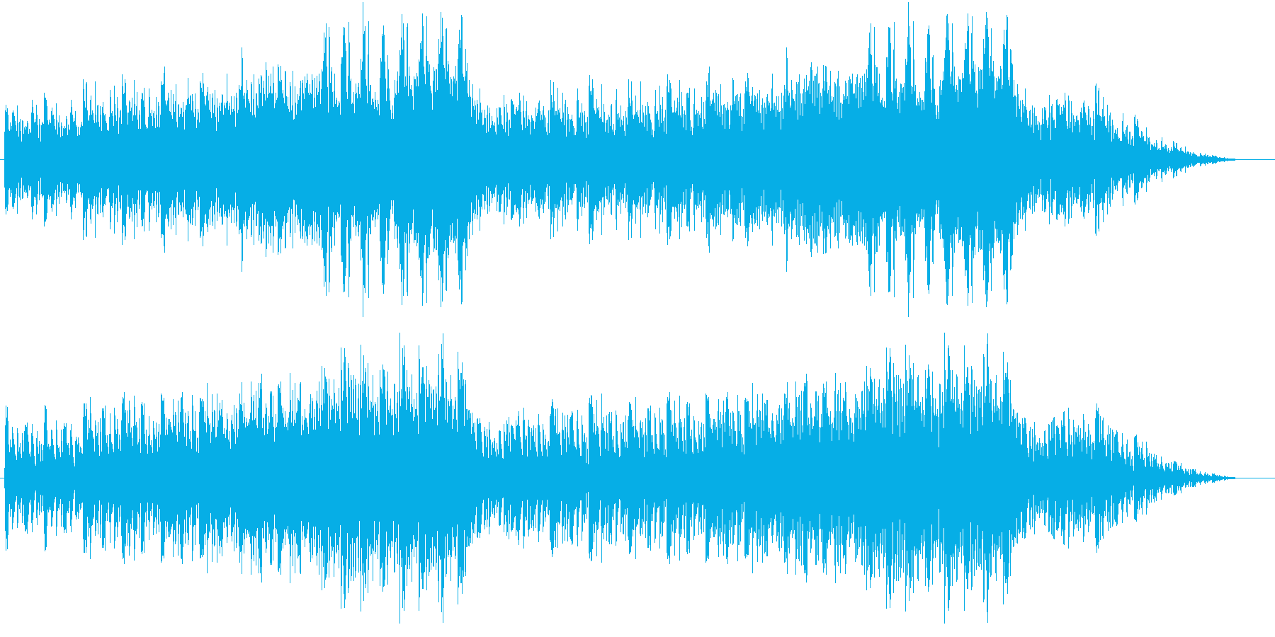 マジカルファクトリー【アコースティック】の再生済みの波形