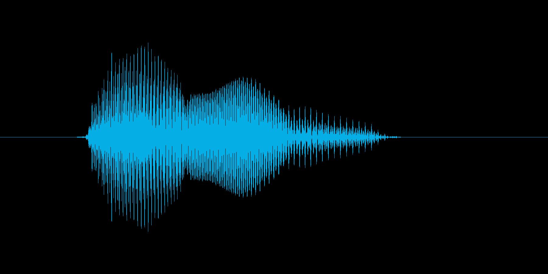 m,M,M(エム)の再生済みの波形