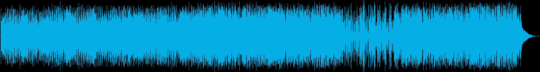砂漠・荒野系のマップに合いそうなゲーム曲の再生済みの波形