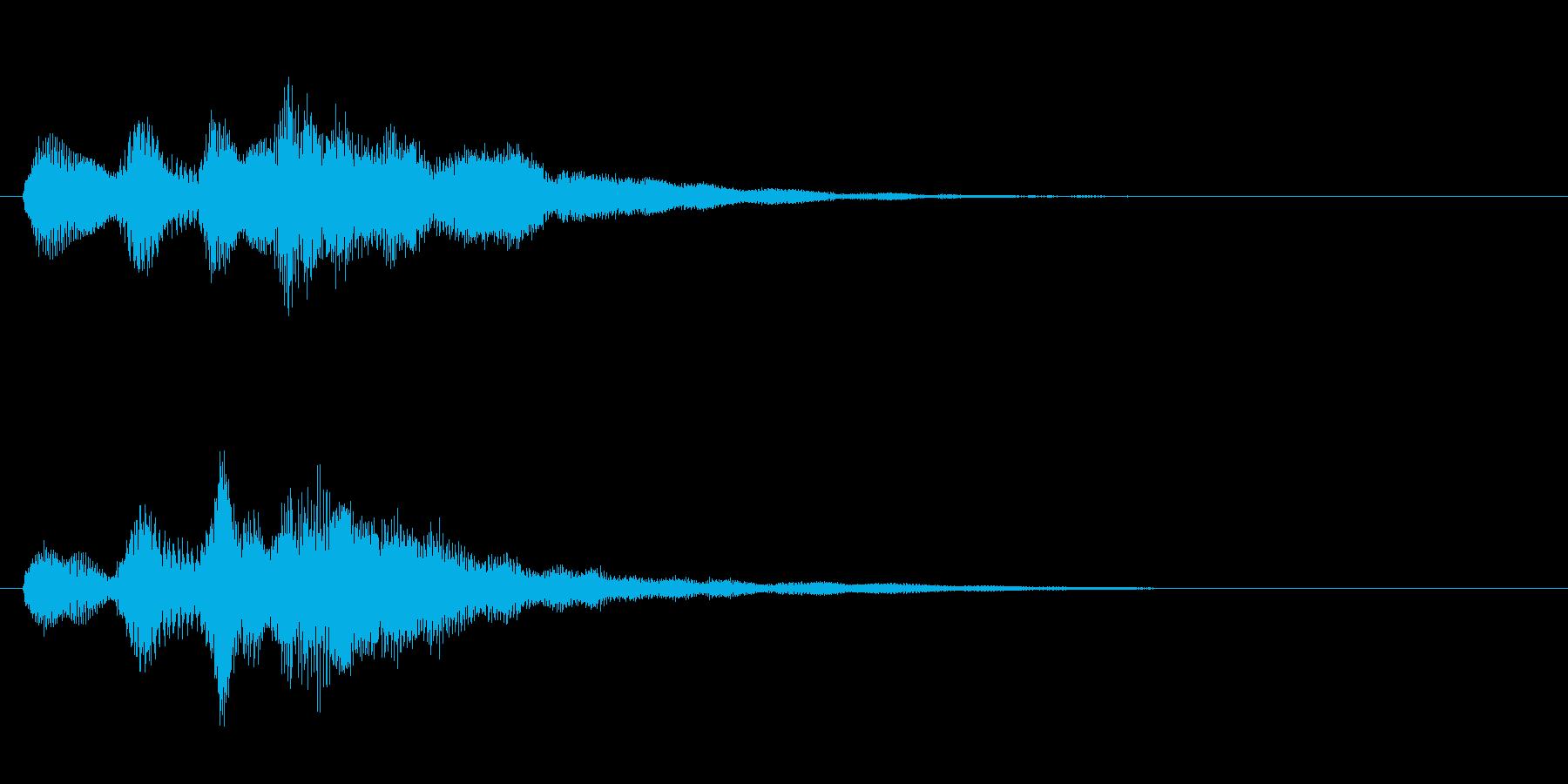 サウンドロゴ(企業ロゴ)_004の再生済みの波形