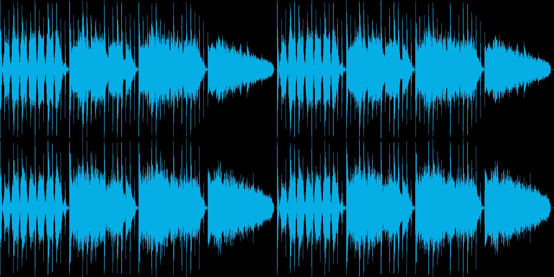 【ロマンチック/ピアノJAZZ】の再生済みの波形