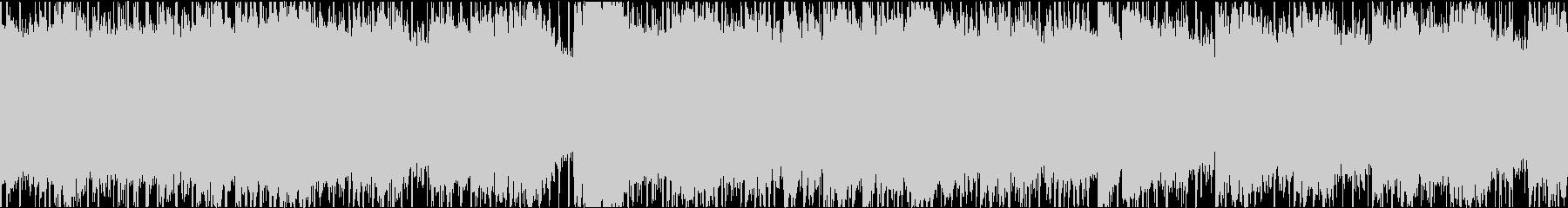 切ないR&B(メロディ無し・ループ対応)の未再生の波形