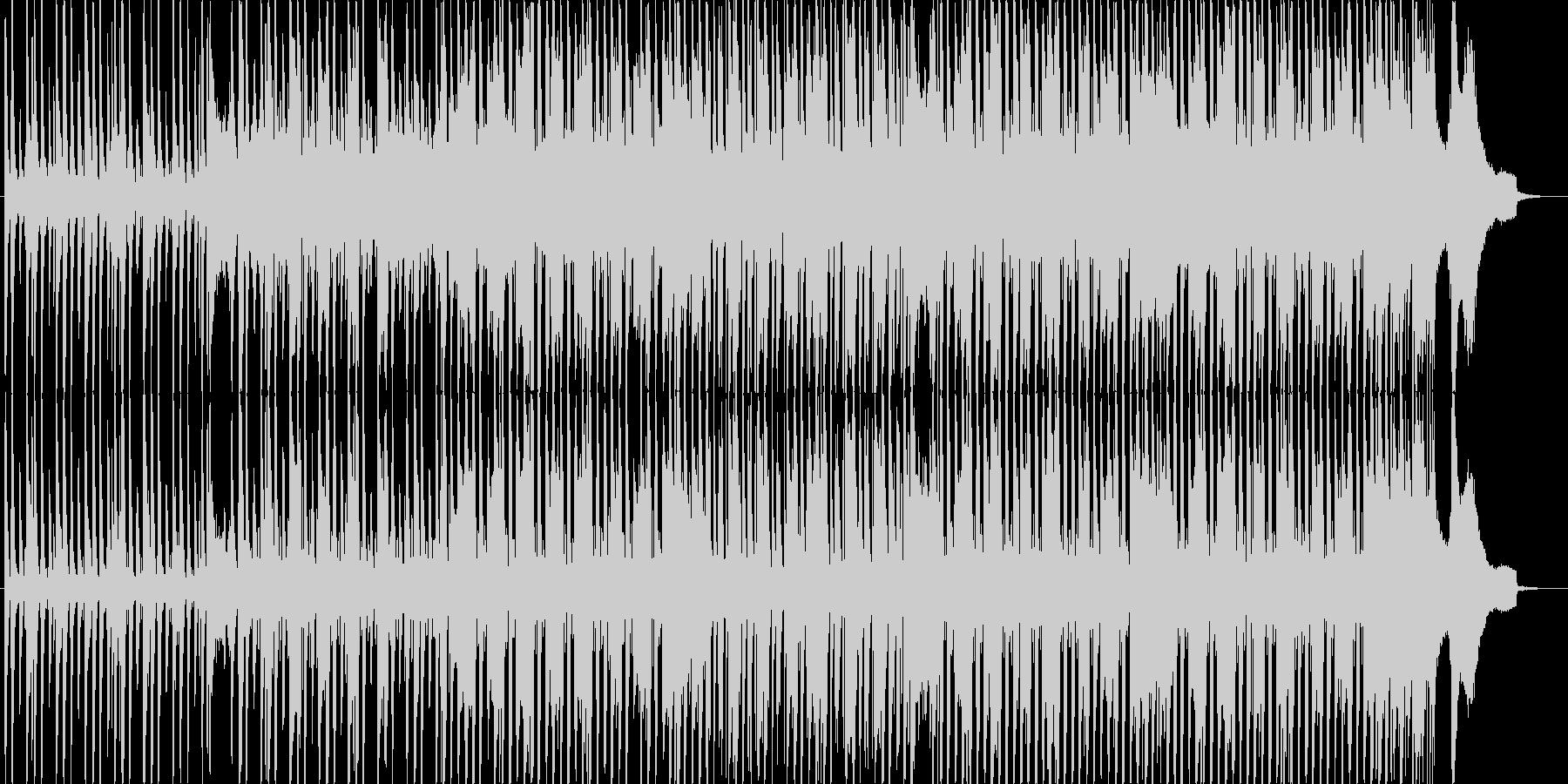 4月から1年生!気持ち弾むウキウキポップの未再生の波形