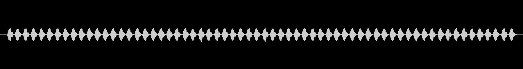 【慌てる03-3】の未再生の波形