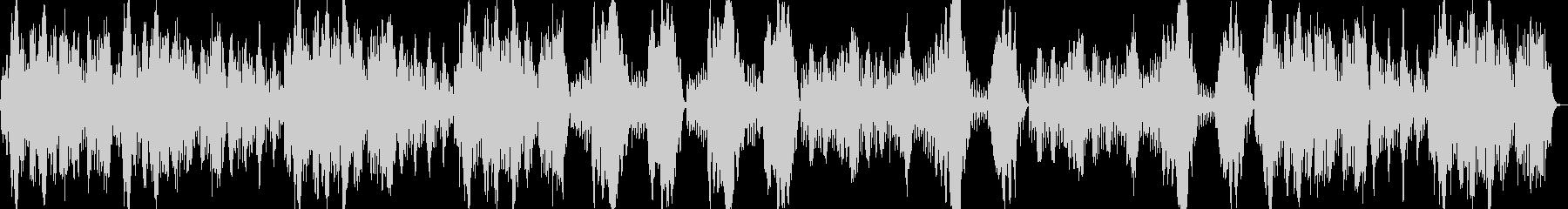 ボッケリーニのメヌエット/ボッケリーニの未再生の波形