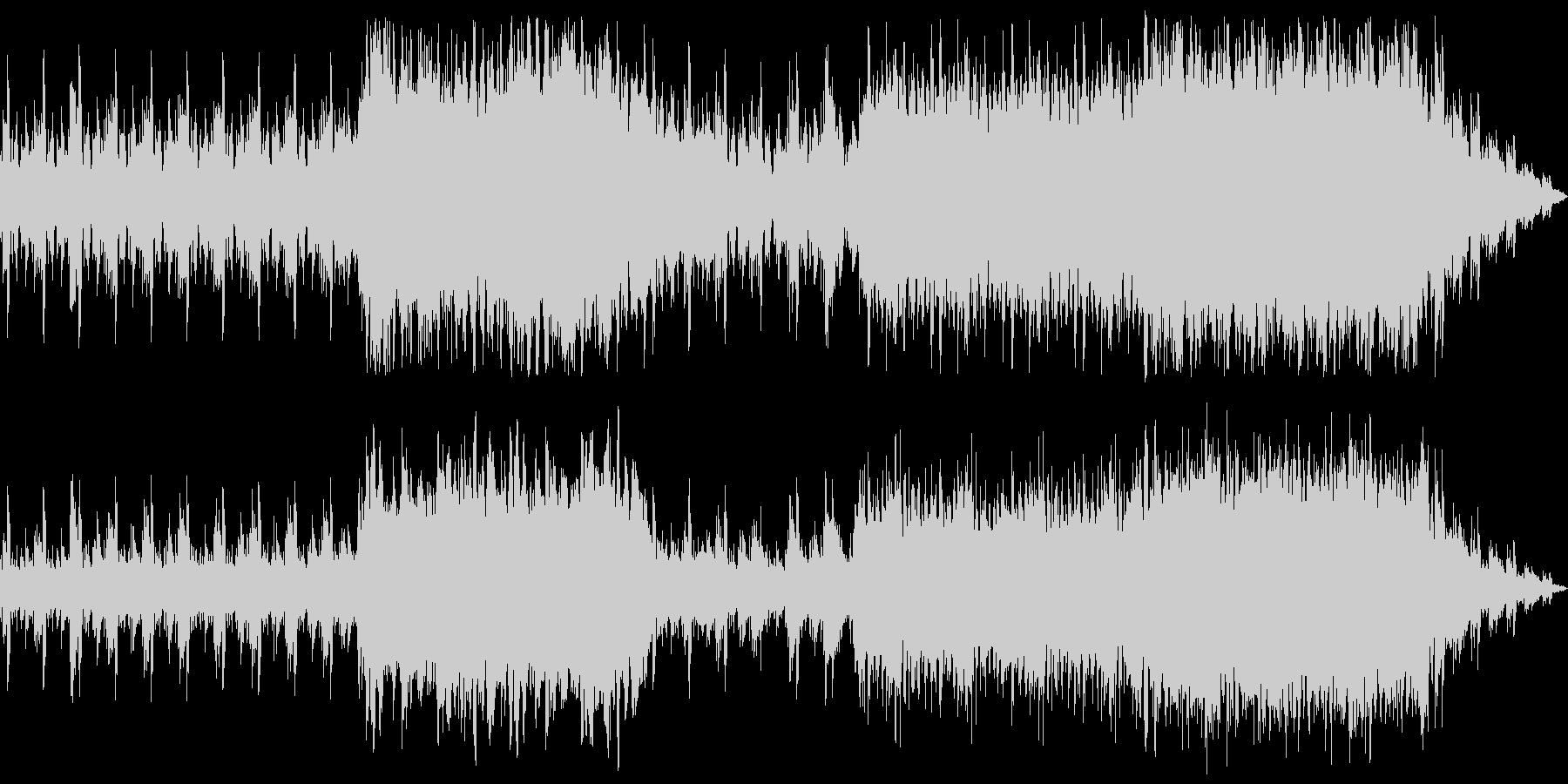 前向きなイメージのオーケストラ風サウン…の未再生の波形
