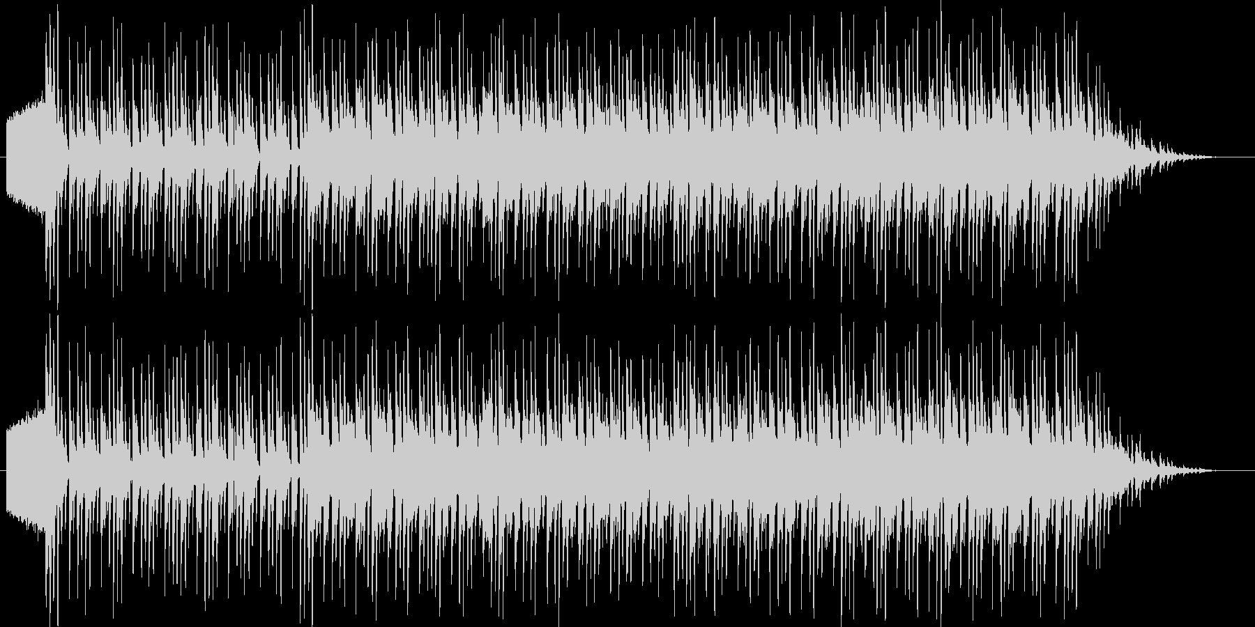サックスの旋律が印象的な都会的なロックの未再生の波形