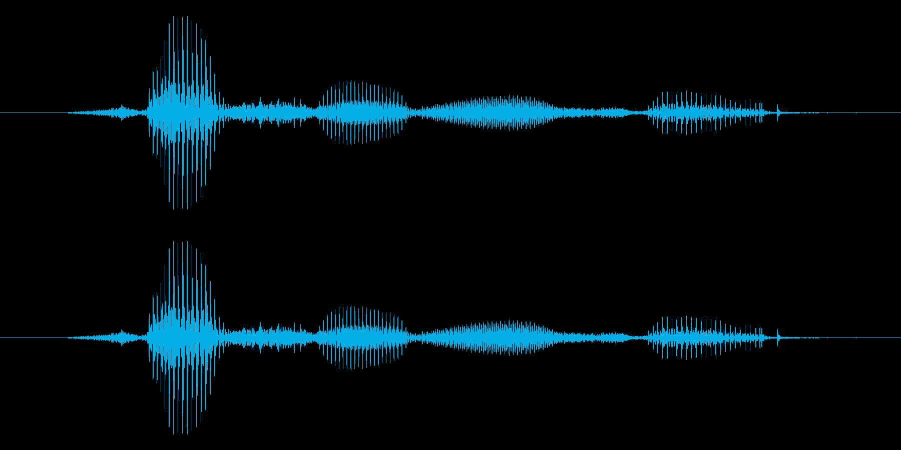 【星座】蠍座の再生済みの波形