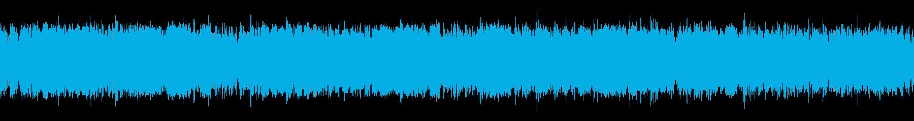 爽やかピアノメイン(ループ仕様)の再生済みの波形