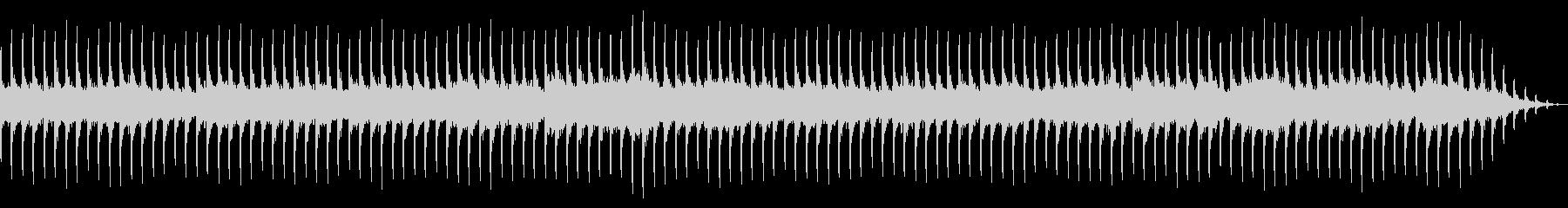 裸のための環境音楽の未再生の波形