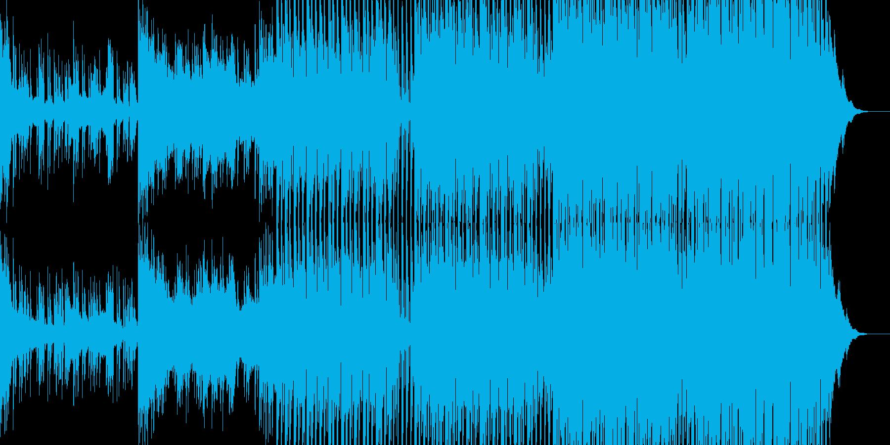 EDM  track 17の再生済みの波形