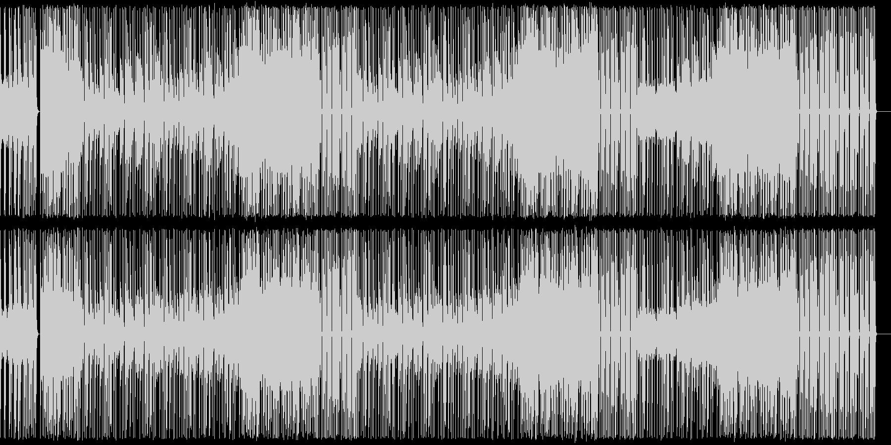 ピアノ/ポップ/ヒップホップ/弦・ブラスの未再生の波形