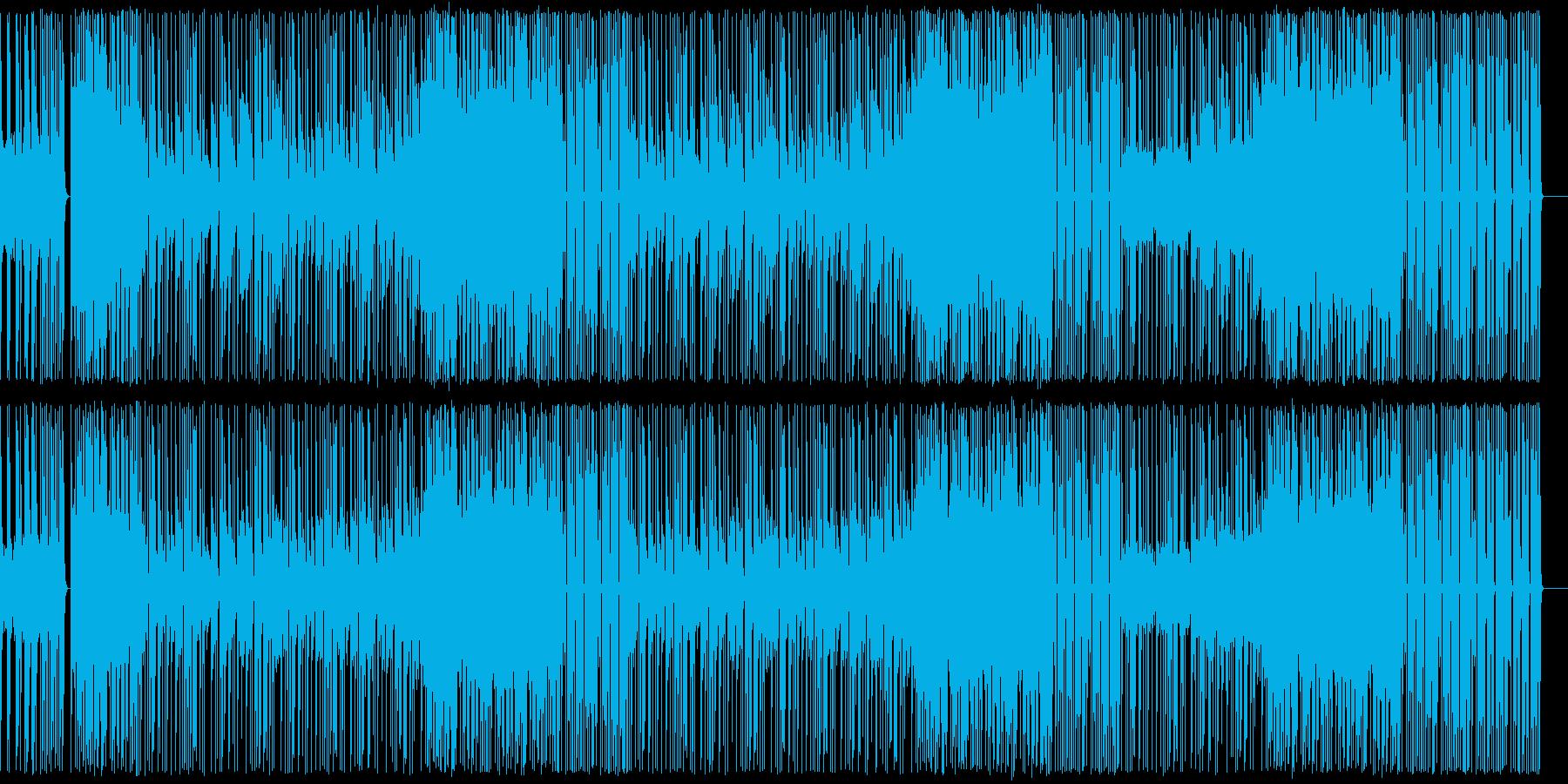 ピアノ/ポップ/ヒップホップ/弦・ブラスの再生済みの波形