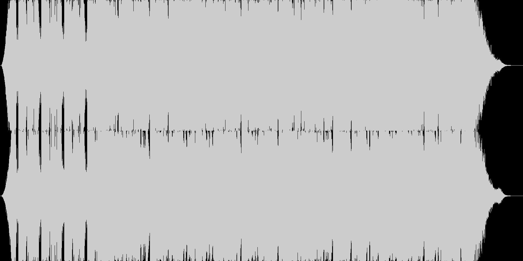 【DnB】映像系に合いそうなDnBの未再生の波形