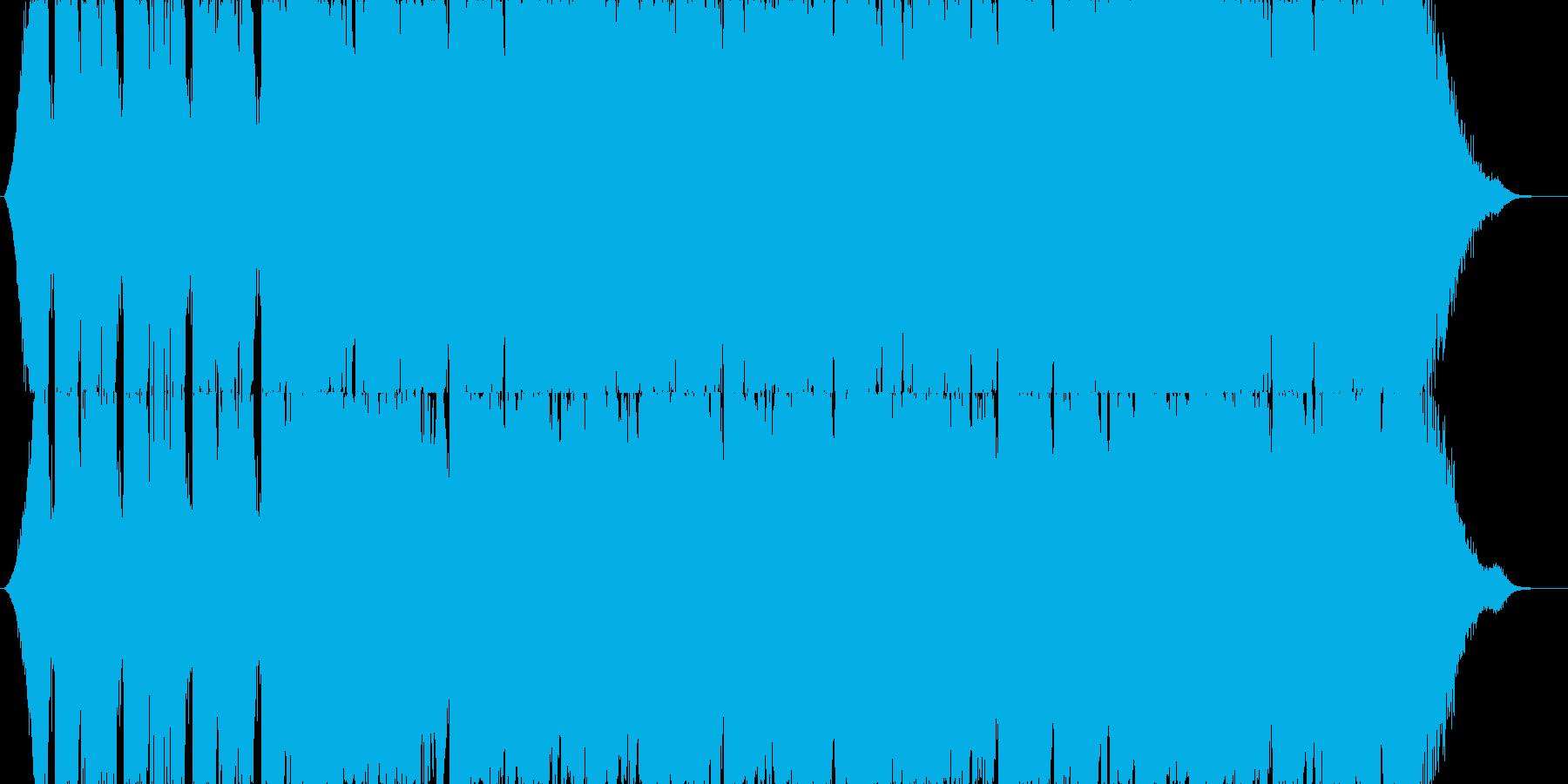 【DnB】映像系に合いそうなDnBの再生済みの波形