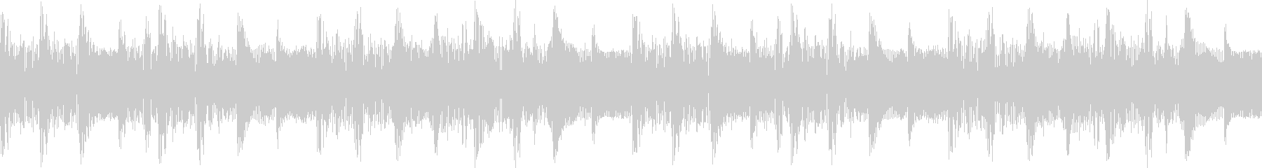 LOOP①_90bpm_Key:Cの未再生の波形