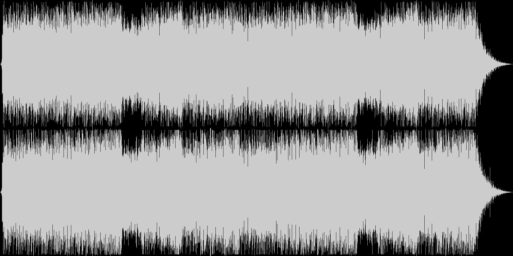ジャジーなピアノがメロのブレイクビーツ。の未再生の波形