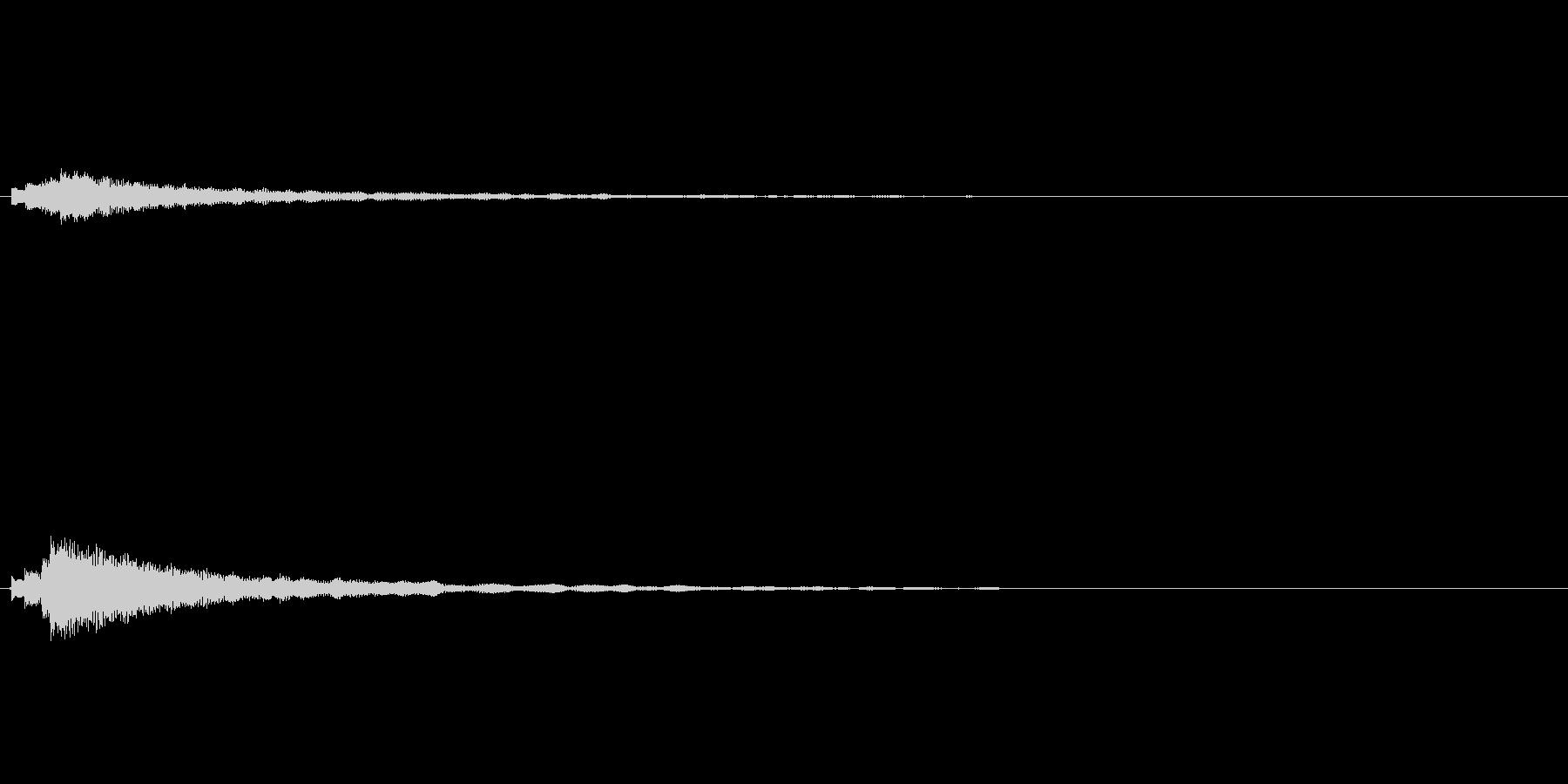 キラキラ系_043の未再生の波形