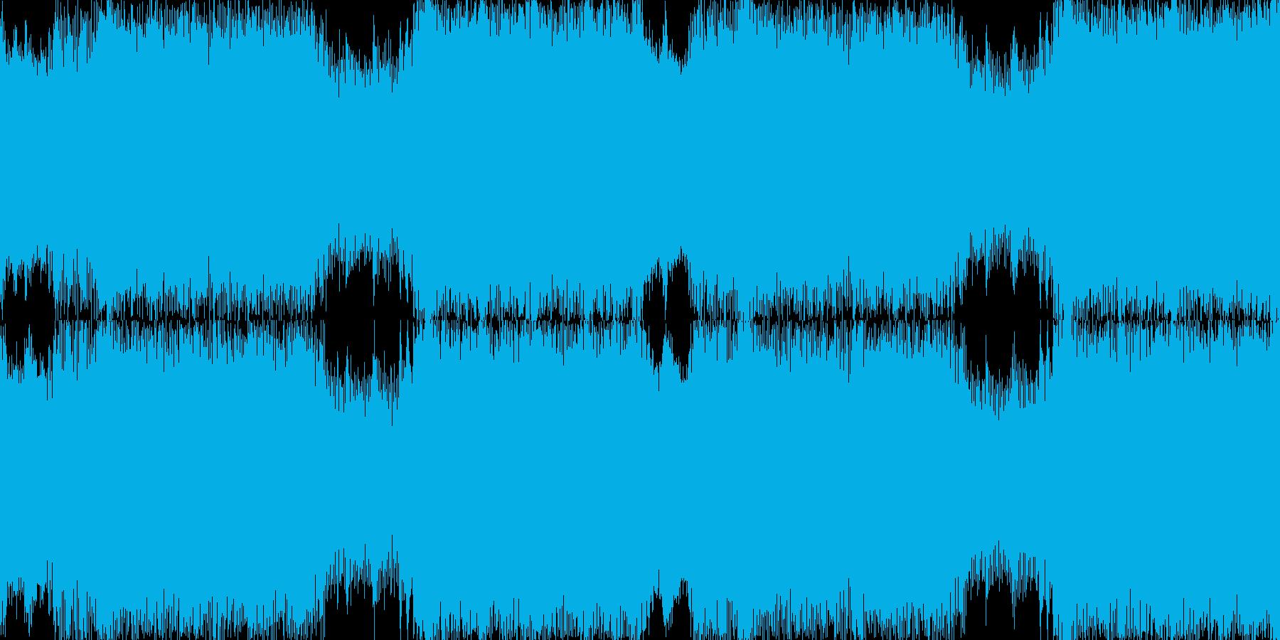 爽やかハイスピード系の曲<loop仕様…の再生済みの波形