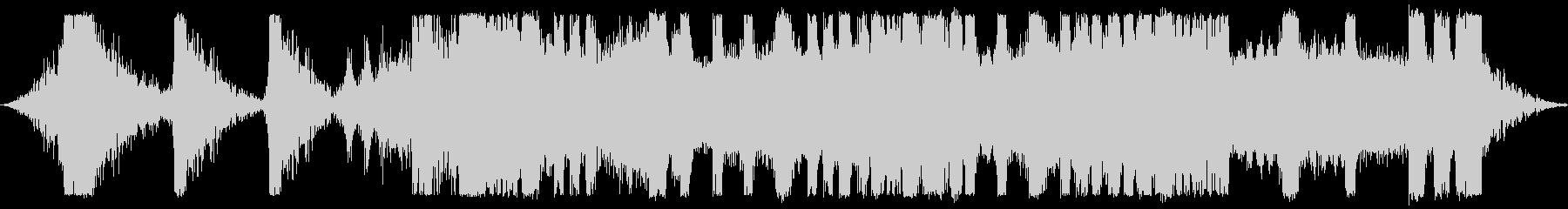 MADなシーンの演出系BGMの未再生の波形