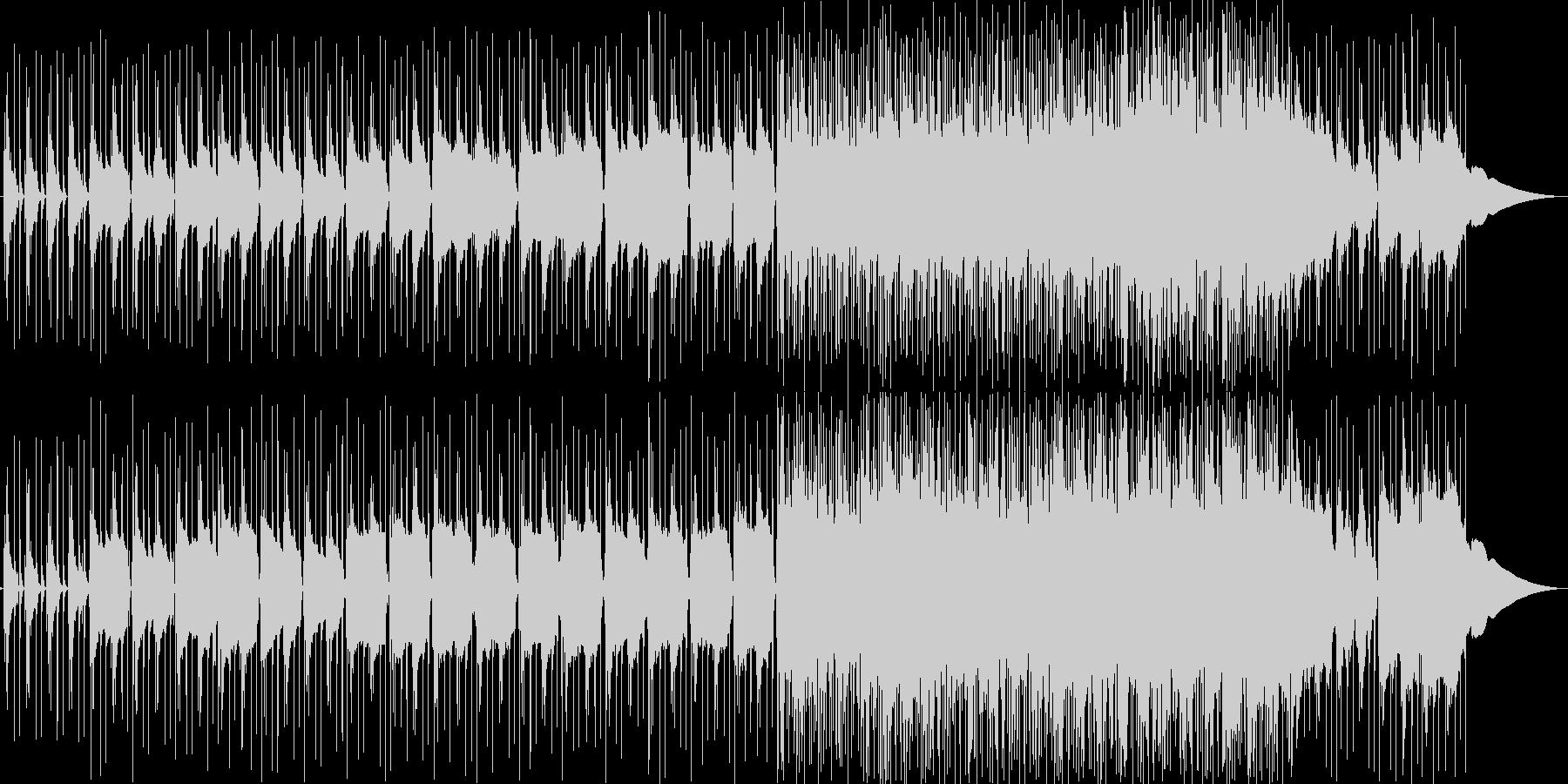 リズムギターmidiトランペット風の音…の未再生の波形