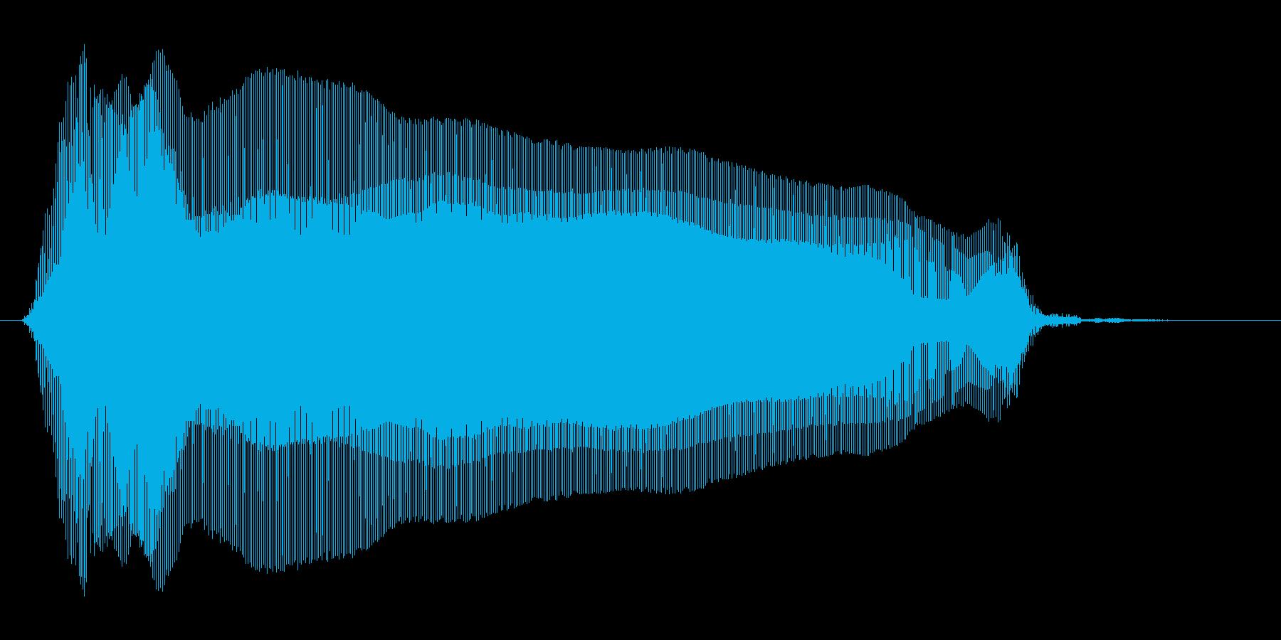 やーーっ!(Type-A)の再生済みの波形