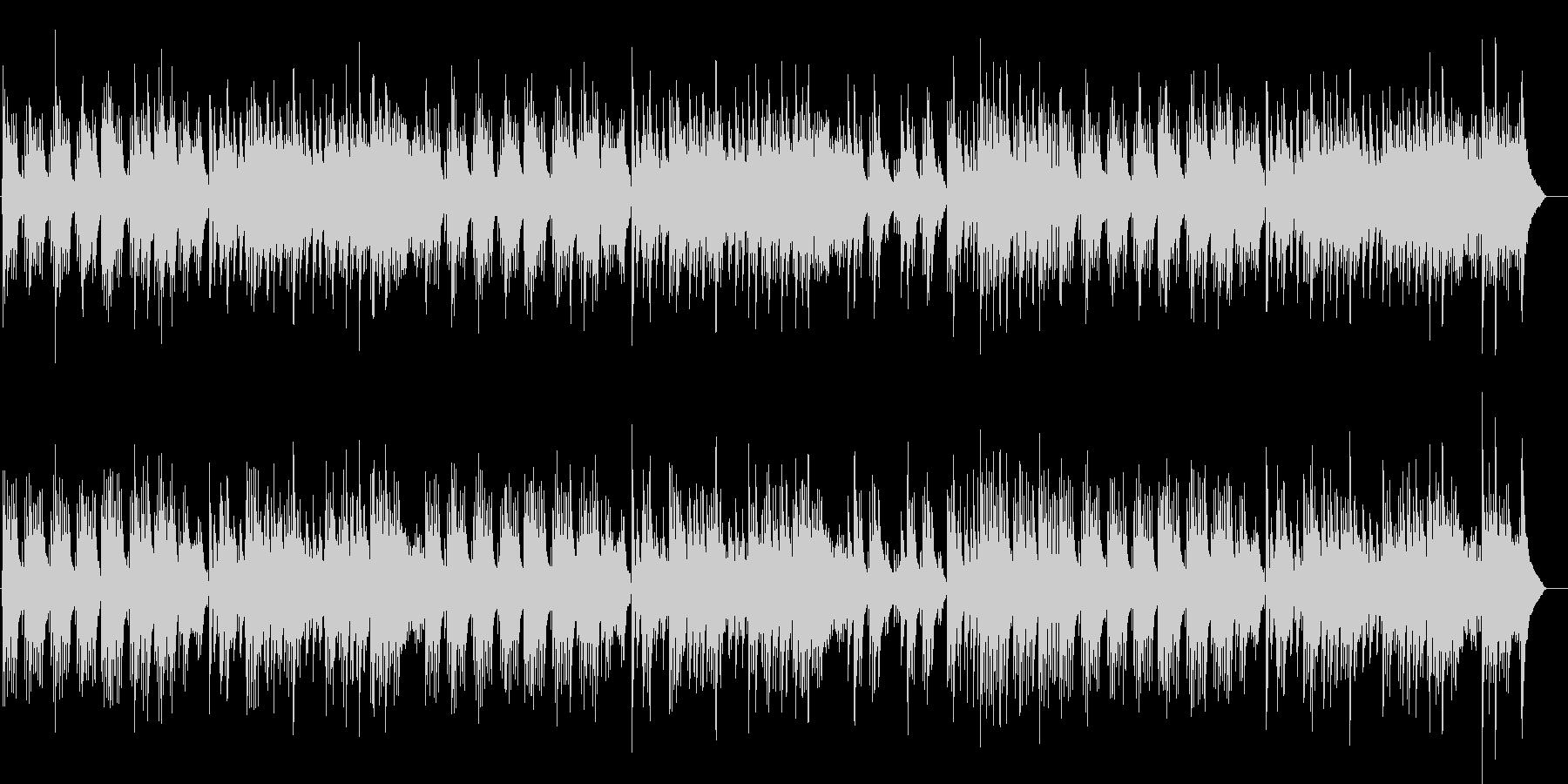 センチメンタルなJazzピアノバラードの未再生の波形