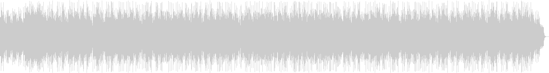 切ない和風なシンセ・弦楽器サウンドの未再生の波形