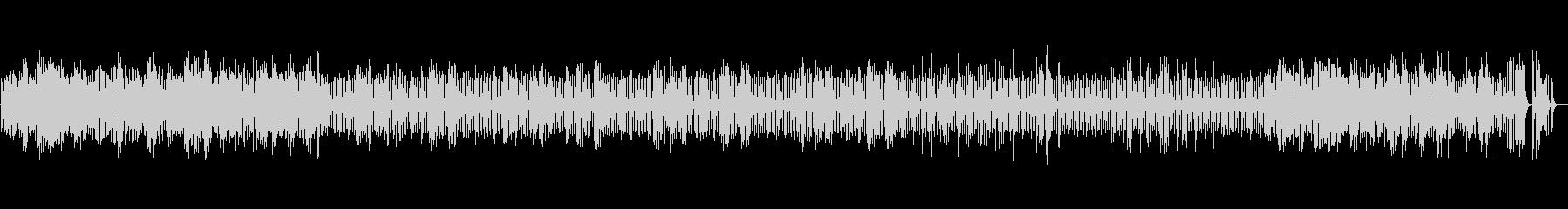 ショパン夜想曲1番のオルゴールの未再生の波形